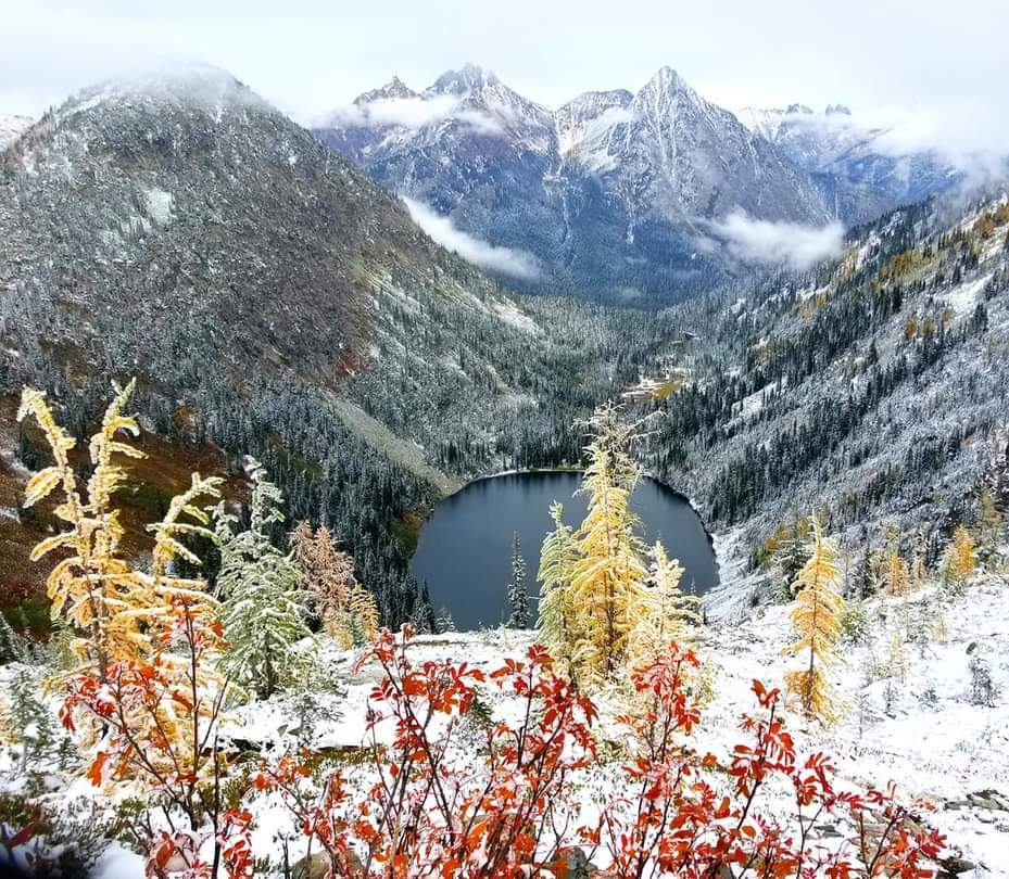 Washington Winter Trails To Explore For Beginners/ Solo Hikers.